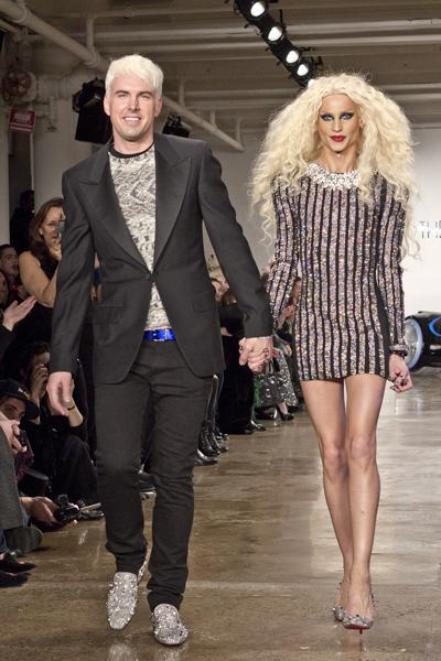David y Phillipe Blond