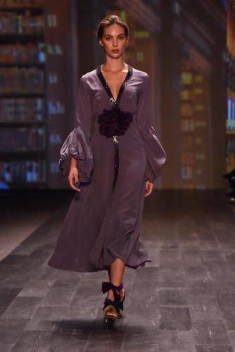 Pasarela Silvia Tcherassi Bogotá Fashion Week